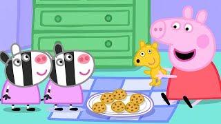 Peppa Pig Português Brasil ⭐️ Gêmeas Zaza e Zuzu! | 1 HORA | #PeppaPigBrasil