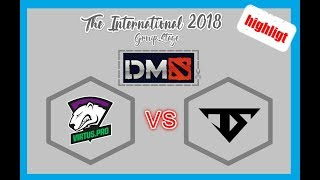 Virtus.pro VS Team Serenity || TI8 Group Stage Day 1 Dota2 Highlight