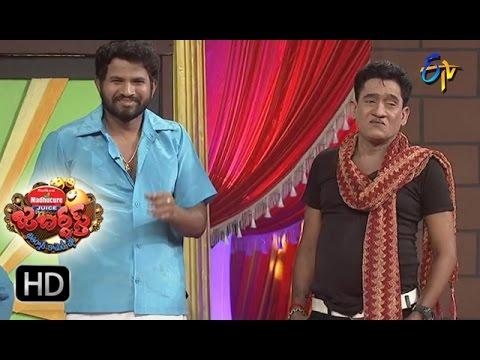 Hyper Aadi Raising Raju Performance   Jabardsth   31st March 2017  ETV Telugu