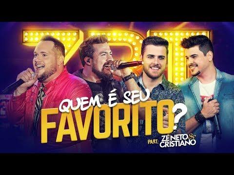 Zé Ricardo e Thiago - Quem É Seu Favorito part Zé Neto e Cristiano