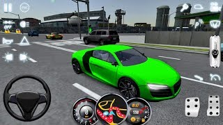 Driving School 2017 #14 AUDI R8 - Android IOS gameplay