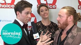 Keith Lemon Hijacks Joey Essex Interview And Gets An Exclusive! | This Morning