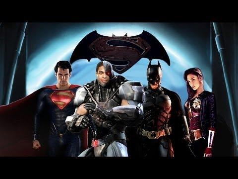 Cyborg Added to BATMAN VS. SUPERMAN - AMC Movie News