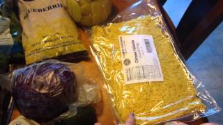 January.1/2015 Grocery Haul Thumbnail