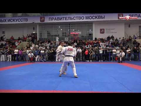 Чемпионат России по киокушинкай IKO 2019