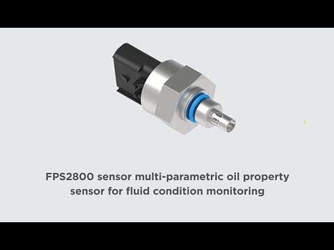 Oil Property Sensor for Engine Condition Monitoring | FPS2800