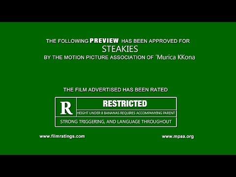 Steakloins Action Movie Trailer  [2018]