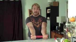 Golfers Elbow Exercise - Reverse Tyler Twist - Medial Epicondylitis thumbnail