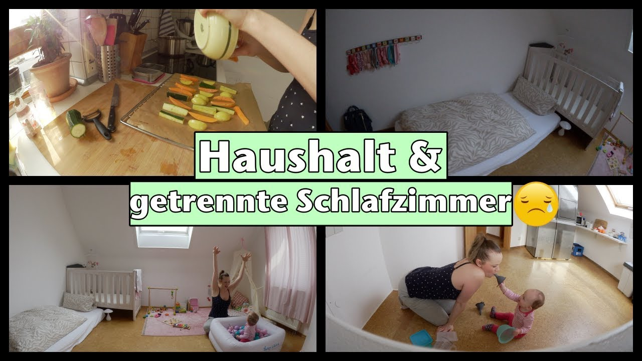 Follow me around | getrennte Schlafzimmer | 7.Sprung - YouTube