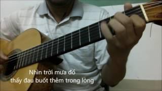 Chuyen ba mua mua (Quang Le) [Guitar solo] [K'K]