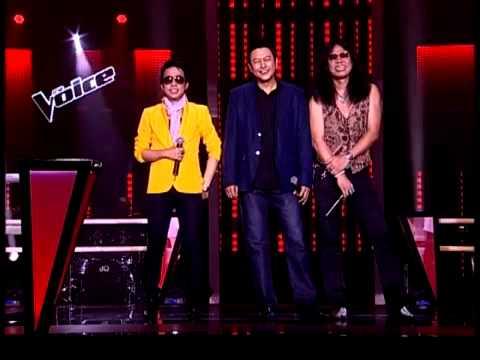 The Voice Thailand - คิง VS เหน่ง - ฤดูที่ฉันเหงา - 3D