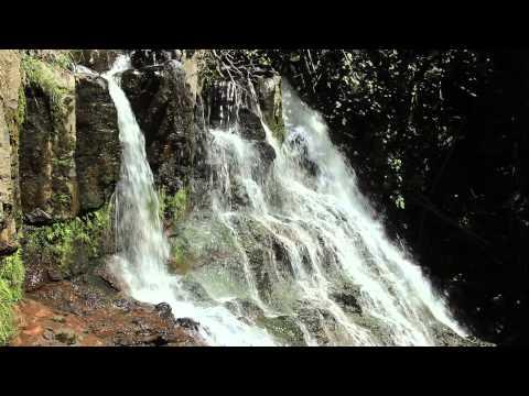 Ho'Opi'i Falls, Kaua'i, HI