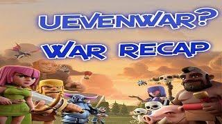 Clash of clans: War Recap II UEvenWar? Vs Paraguay II