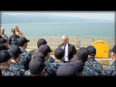 Download Youtube: JIM MATTIS JUST ISSUED A CHILLING COMMAND TO EVERYONE IN THE NAVY… IT BEGINS