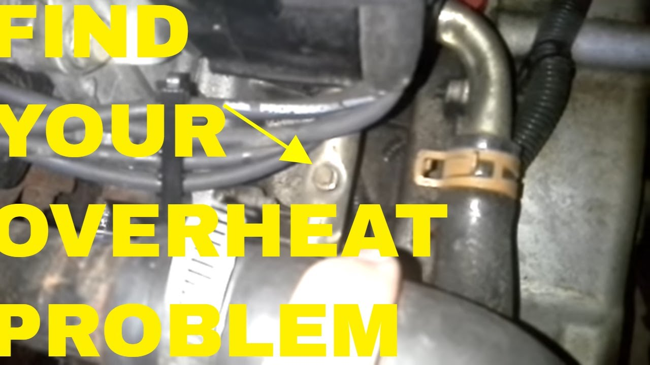 Diagnosing OverheatingHead Gasket In A CavalierSunfireGrand Am & Bleeding Coolant System