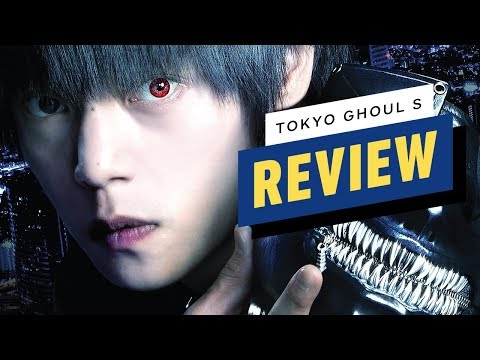 Tokyo Ghoul S Review
