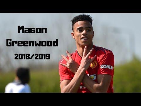 Mason Greenwood - 43 Goals & Assists - Season Highlights 2018/2019