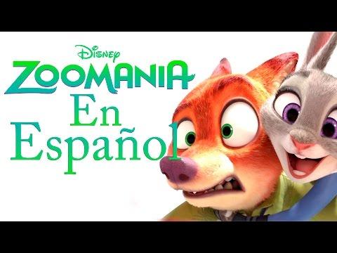 Try Everything / SPANISH VERSION / Lyrics Video (Disney Zootopia) EN ESPAÑOL