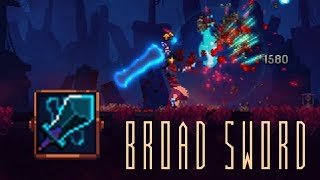 Dead Cells - Broad Sword only (kind of) run