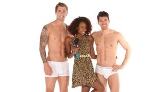 Boxers Vs Briefs Catwalk -- Clothes Show Tv