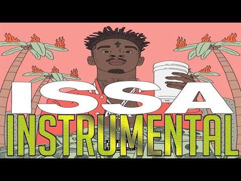 21 Savage - Baby Girl (Instrumental) [Prod by. KaSaunJ]