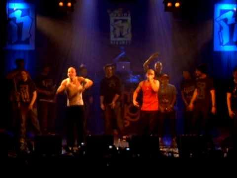 Elastinen & TPH Rähinä Live 08 - Fisuu