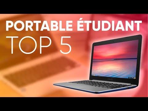 TOP5 : MEILLEUR PC PORTABLE POUR ÉTUDIANT(2018)