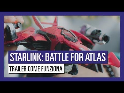 STARLINK : BATTLE FOR ATLAS TRAILER COME FUNZIONA