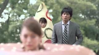 2012年11月CM ペプシスペシャル「選べない男」篇 30秒 織田裕二、森カン...
