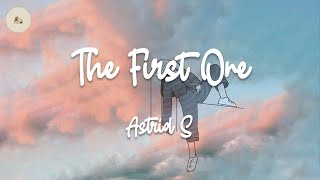 Astrid S - The First One (lyric video)