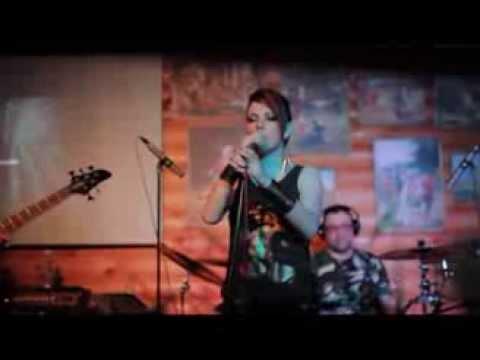Группа Alter E.G.O. - Лень, live, веранда кафе Купеческий Дворик, Кострома, 14 декабря, 2013 г.