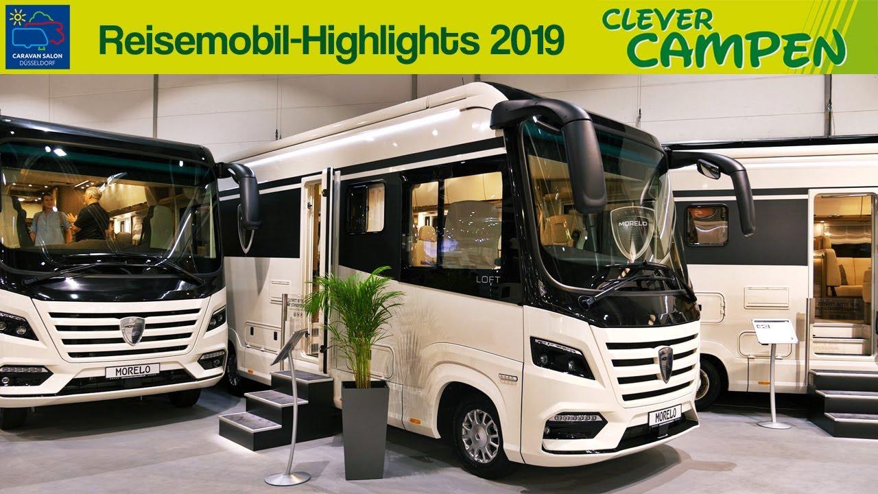 Die Reisemobil-Highlights des Caravan Salons Düsseldorf 9  Clever Campen