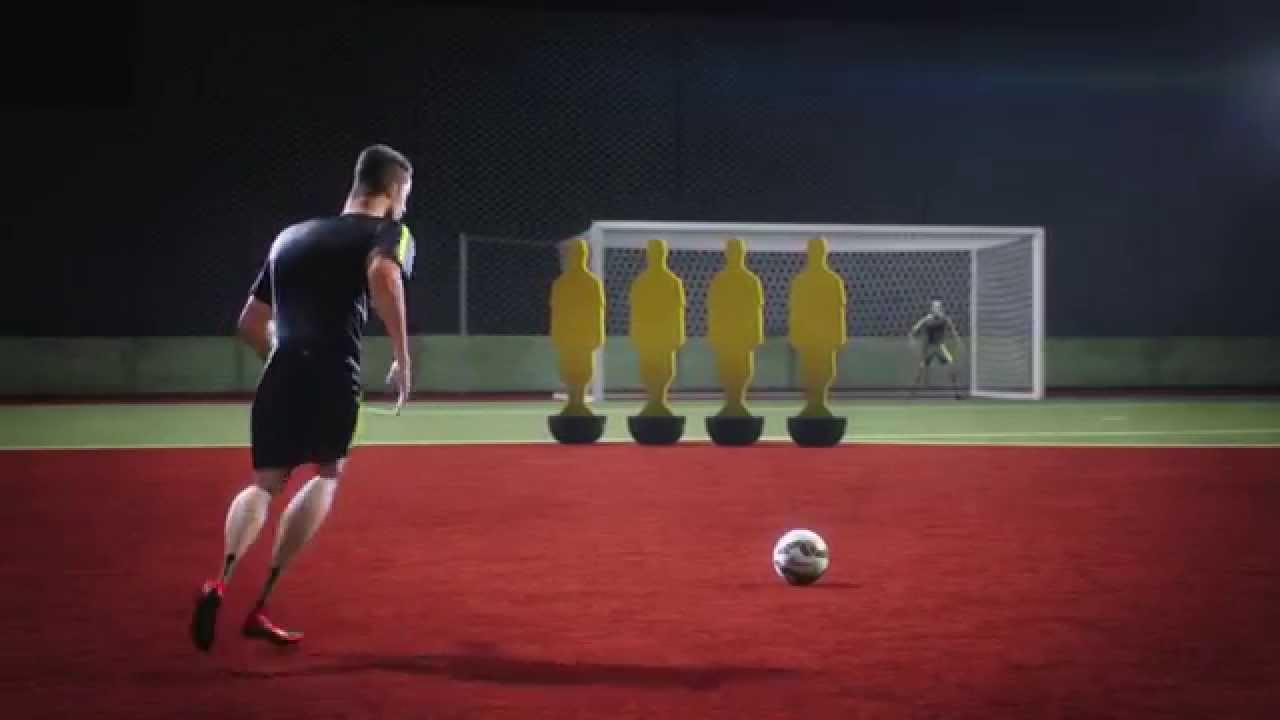 Nike Football:Perfect Kick starring Cristiano Ronaldo