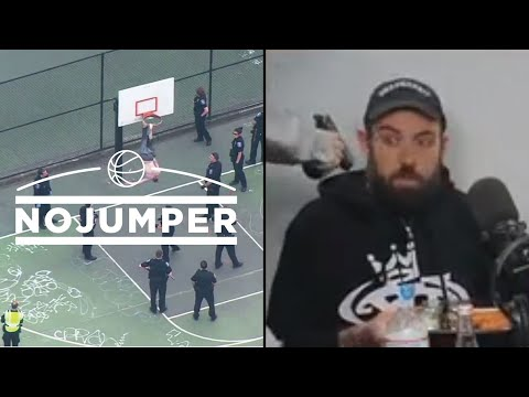 2e3940aec 'NO JUMPER' HOST ADAM 22 HAS GUN PULLED ON HIM DURING LIVESTREAM (  Thankfully He's Alive) - YouTube