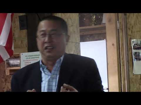 Camp Constitution Media Presents Professor Willie Soon on  Hurricanes, and  Climate Change.
