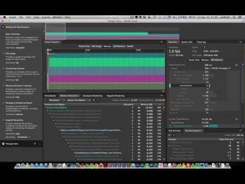 New Features in Adobe Scout CC