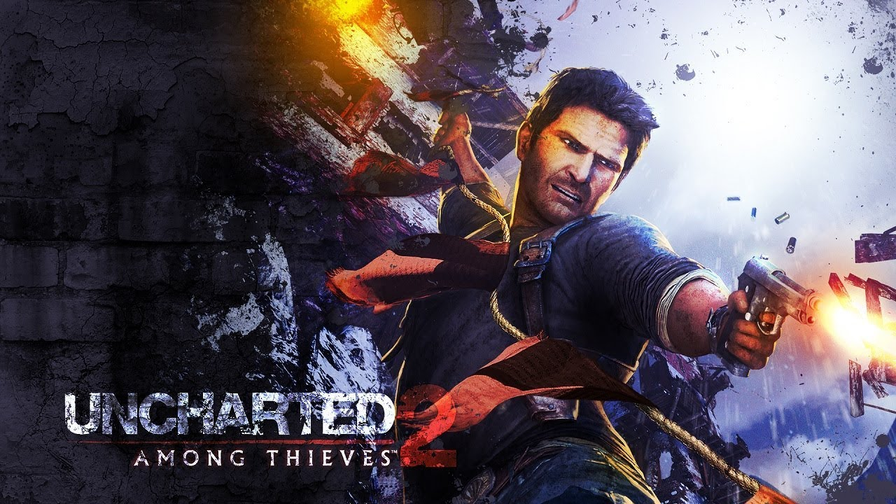 Uncharted 2: Among Thieves All Cutscenes (Nathan Drake Collection) Game Movie 1080p 60FPS
