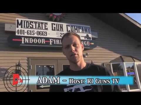 Midstate Guns Owner  by RI Guns TV