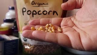 iHerb Попкорн и кленовый сироп Now Foods Посылка 4 за сентябрь 2020 ч 1