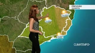 Previsão Sudeste - Risco de temporal é alto em SP