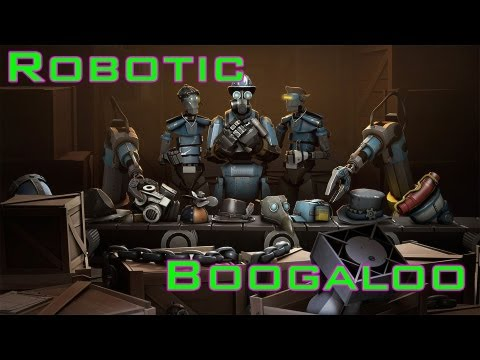 Team Fortress 2 Robotic Boogaloo Community Made Update Trailer