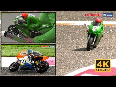 Super Quick RC *NITRO* BIKE / MOTORCYCLE MOTO-GP Racing [*UltraHD and 4K*]