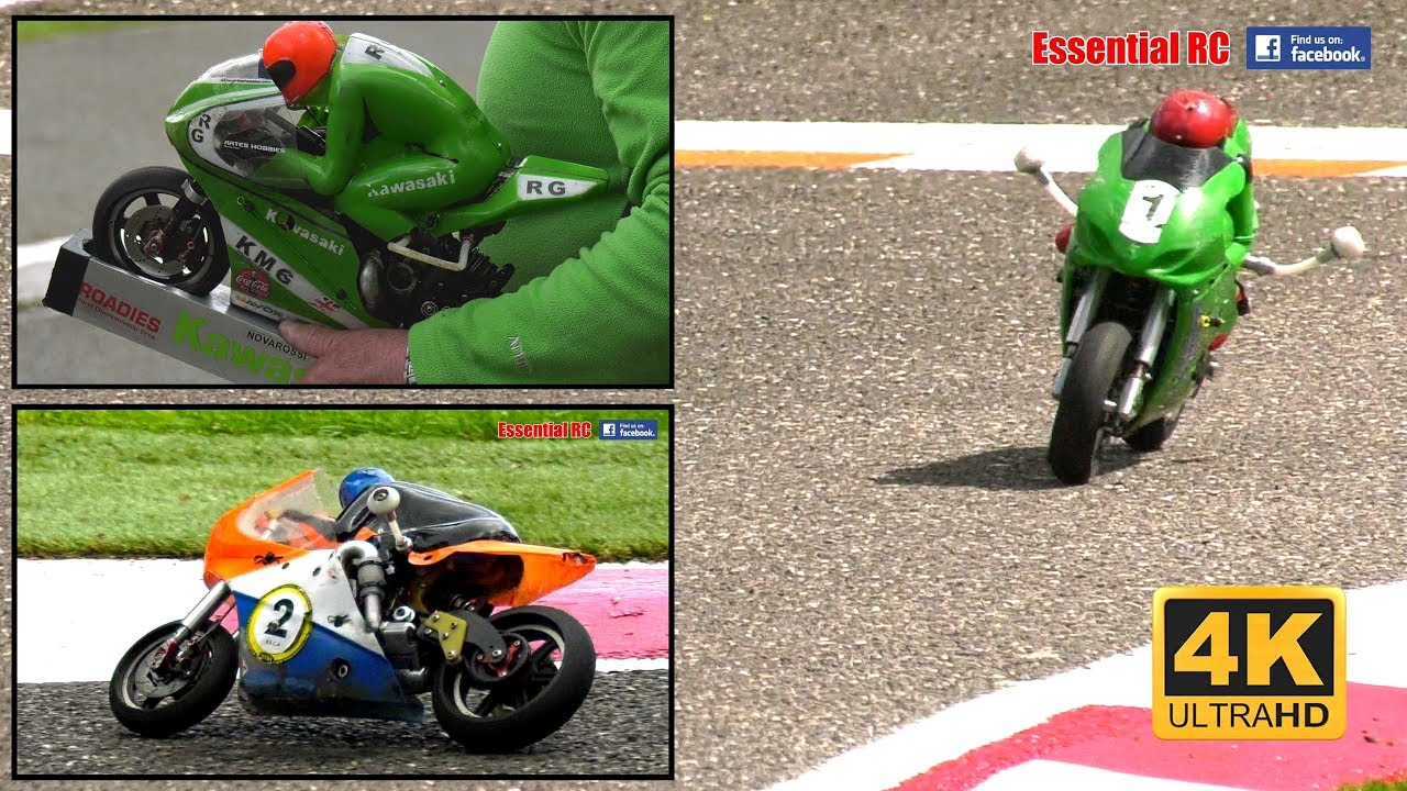 Super Quick Rc Nitro Bike Motorcycle Moto Gp Racing Ultrahd