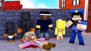 Minecraft Murder Mystery - WHO KILLED LITTLE KELLY?!