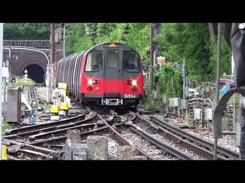 Northern Line Observation 07 06 17