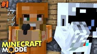 JE SUIS SUR LE SERVEUR MODDÉ DE FUZE! - Minecraft Moddé S4 #1