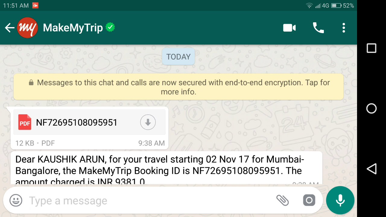 Watch Video Whatsapp Verified Business Account Rolled Out In India Overview