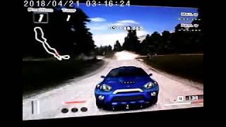 Gran Turismo 4 Toyota RSC Road    Infiniti FX45
