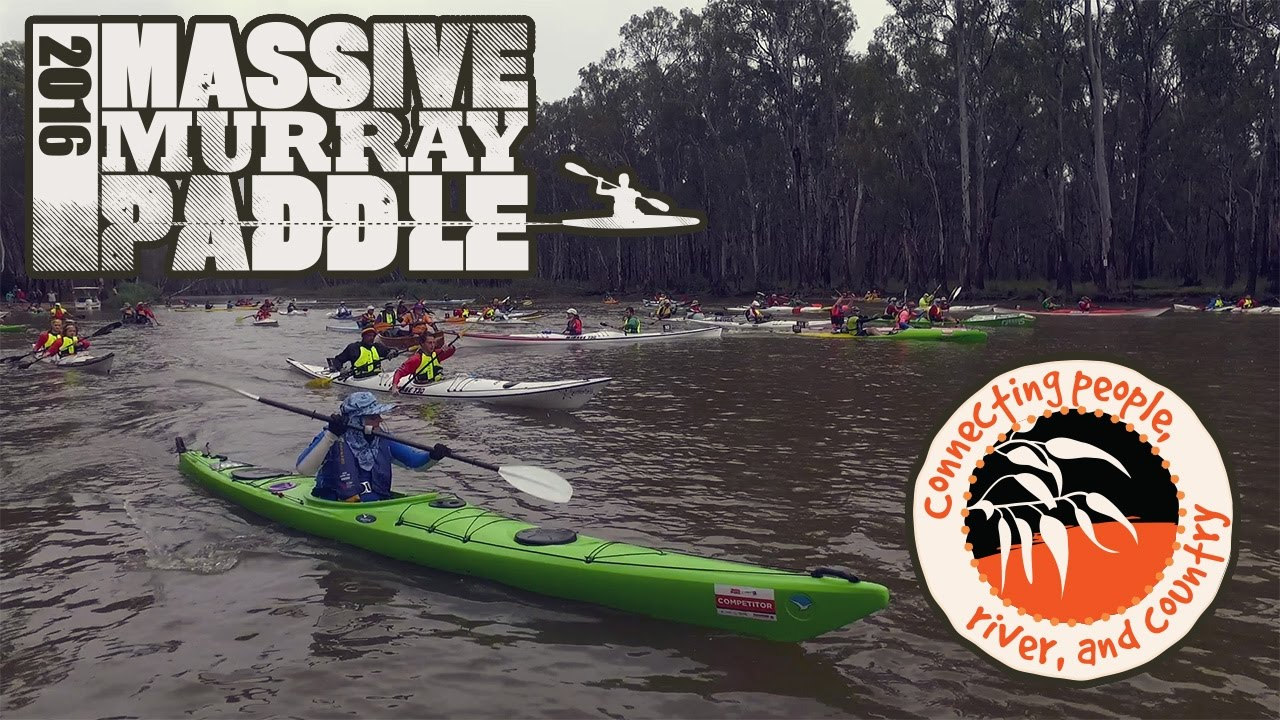 Massive Murray Paddle 2016