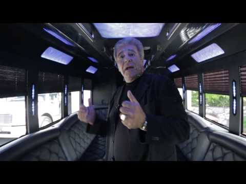 Chics Limo 20 Passenger Party Bus
